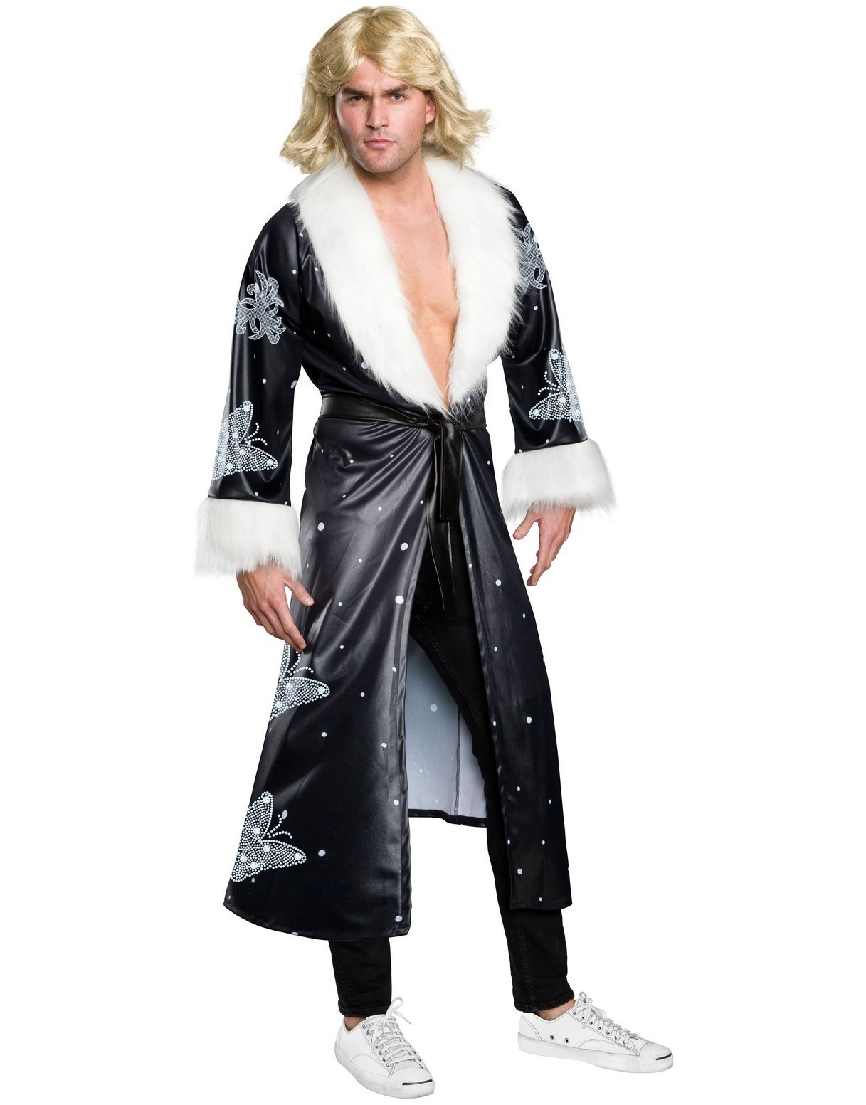 WWE DELUXE NATURE BOY RIC FLAIR COSTUME FOR MEN