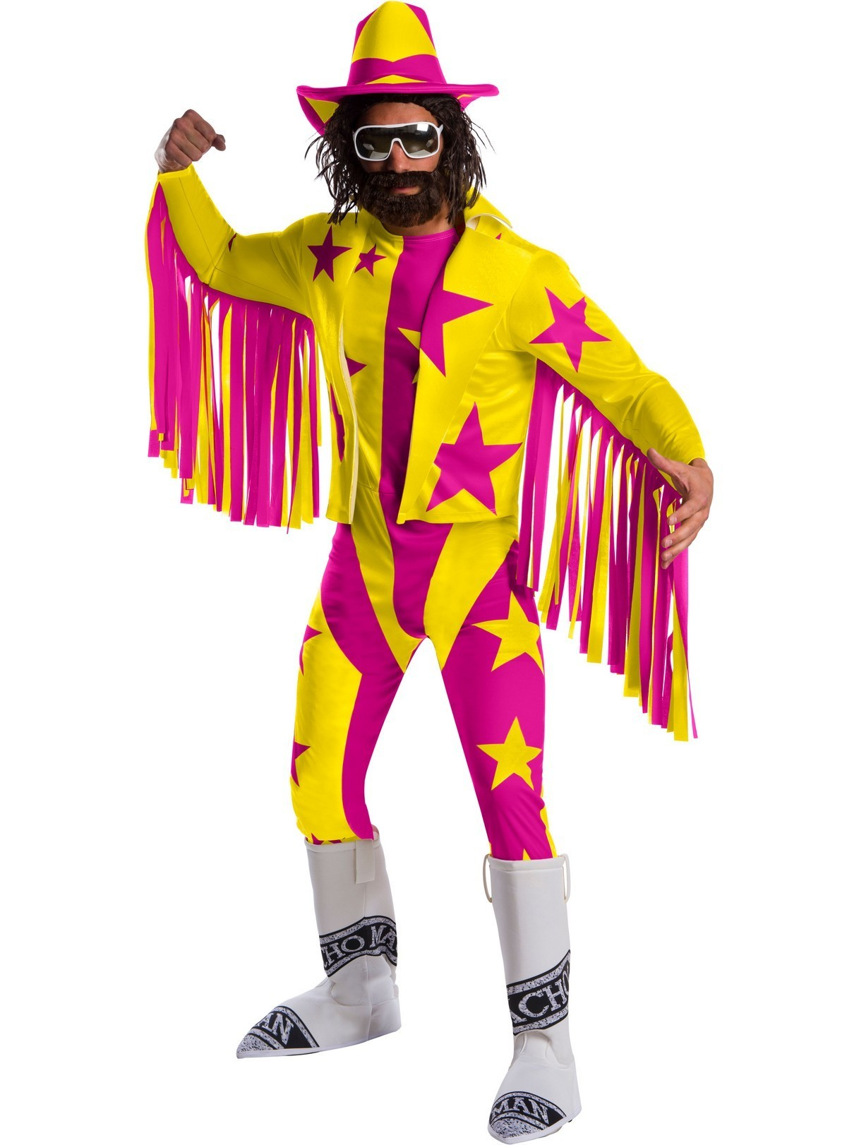 WWE MACHO MAN RANDY SAVAGE COSTUME FOR MEN
