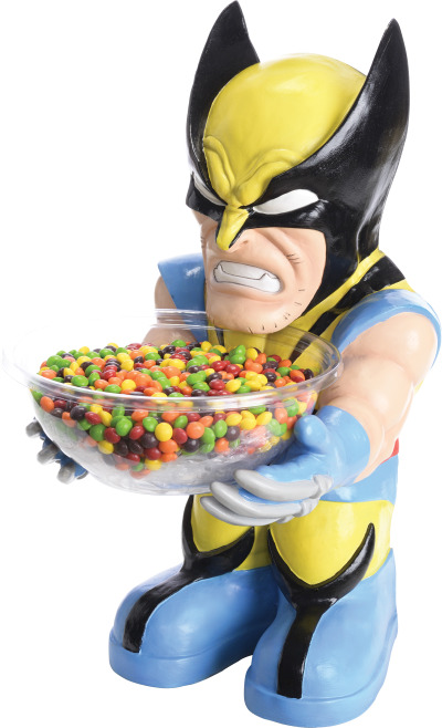 WOLVERINE CANDY BOWL