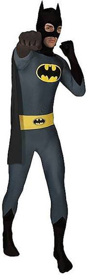 BATMAN ZENTAI SKIN SUIT