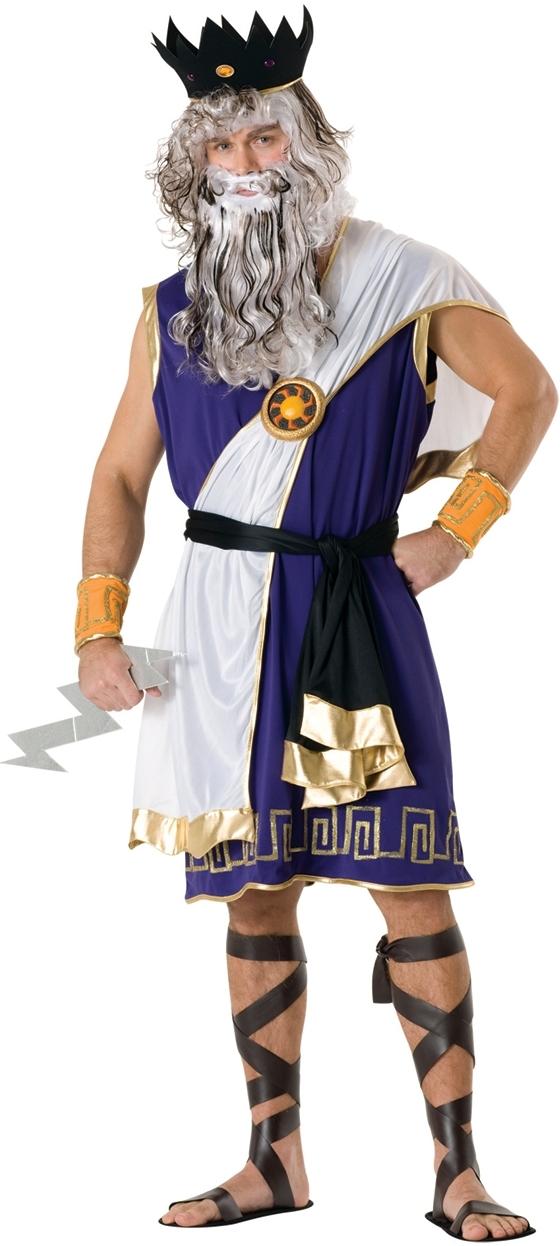 Seth Stevenson The Strange Hephaestus Greek God Costume